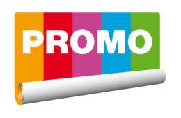 sticker et étquette promo